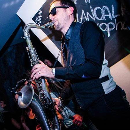 Matteo Biancalani - Saxophonist