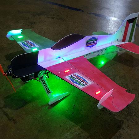 Simon Tooley - RC Model Plane Display