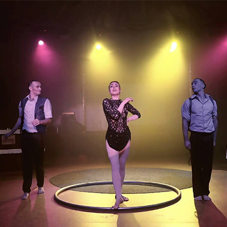 Femme Fatal Show - Multi-skilled Circus Artists