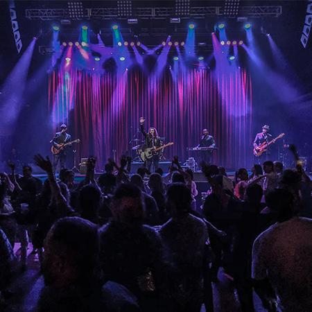 Patrick & the LVB - Vegas Cover Band