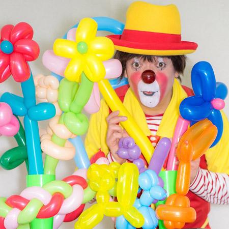 Peppi The Clown international Comedy Clown Show