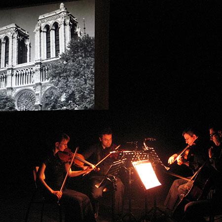 Prima Vista Quartet - Cine Concert String Quartet