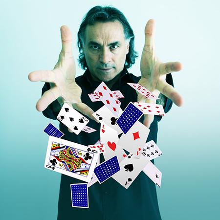 Nadir Mura - Magician
