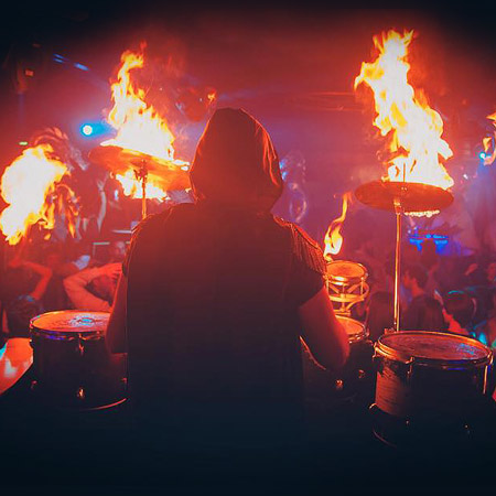 Mario Ciacciarella - Fire Drums