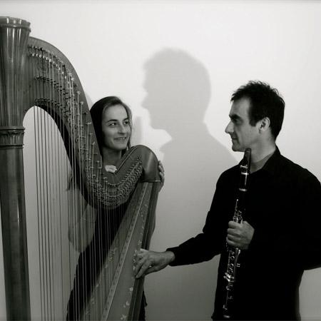 Christine Grevin - Harpist
