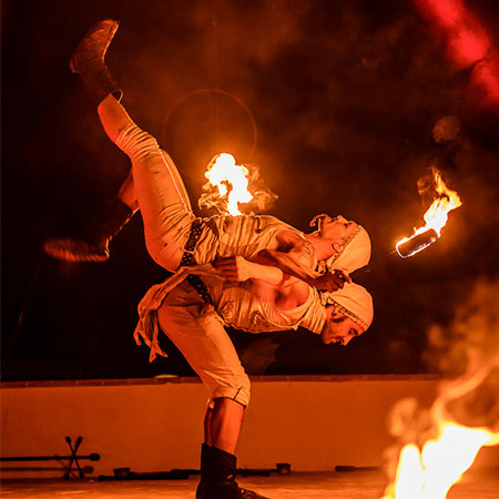 Jago and L-ion - Acrobatic Love