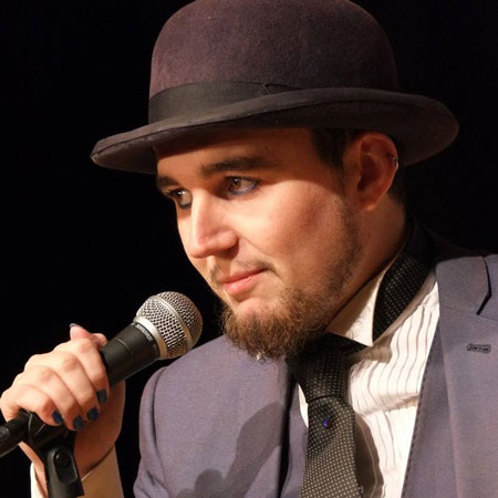Simon South - Magician