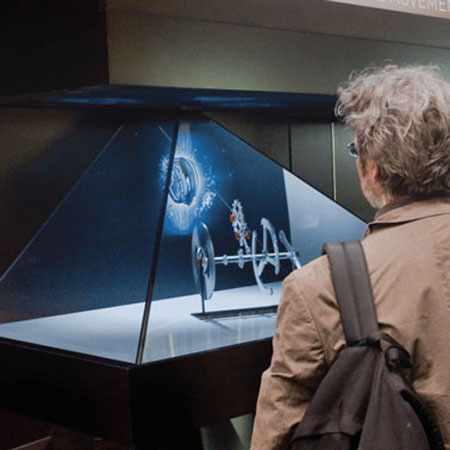 Four:55 - Hologram Boxes