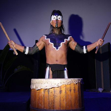 Tribal Fire Dance Theater