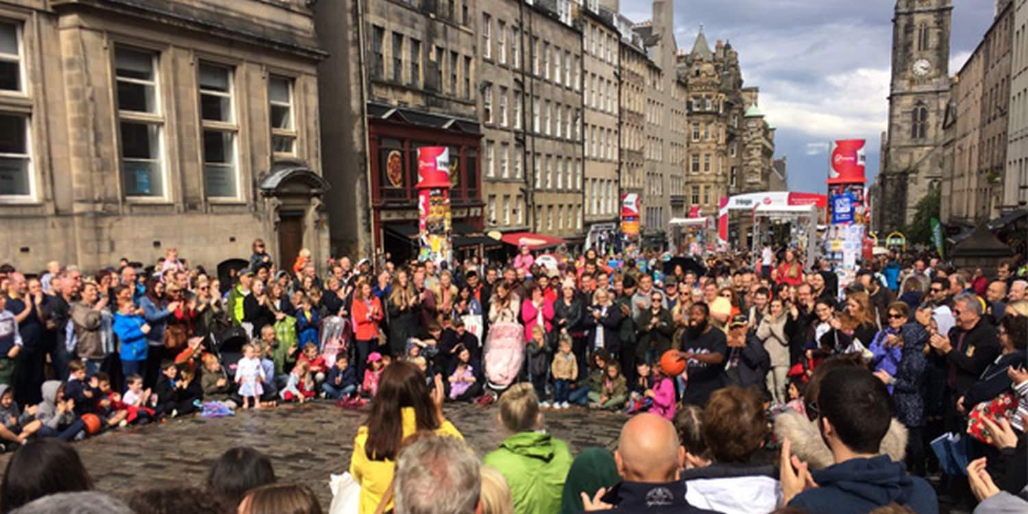 Talent Scouting At The Edinburgh Festival