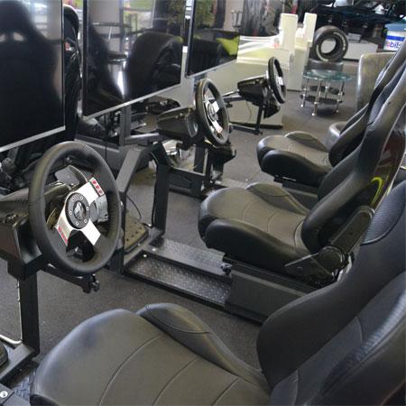 Motorsports Simforce - Simulators