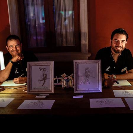 The Cartoonistas
