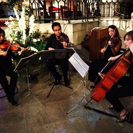 Gaudi String Quartet