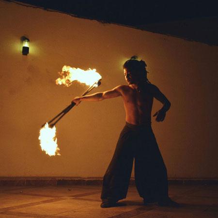 Budda - Fire Duo Egypt
