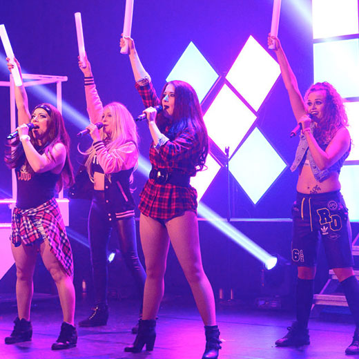 RedEntertainment - Little Mix Stage Show