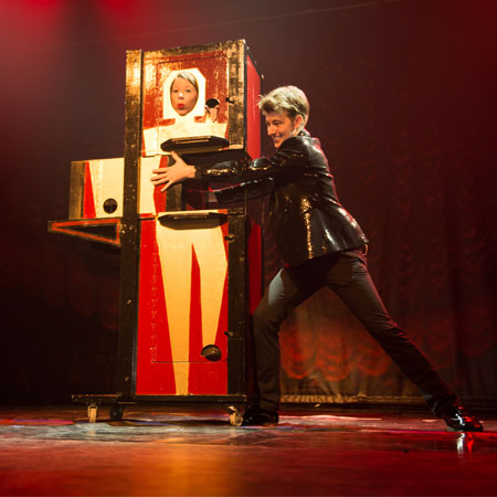 Stephan Siro - Illusion Show