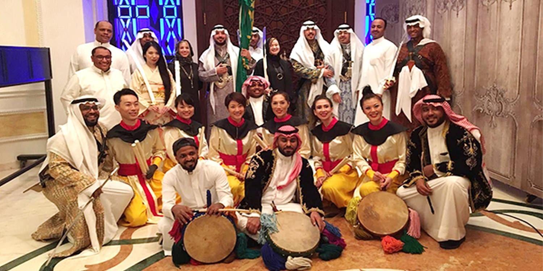 Altalayi Company And Bridgestone Celebrate Their 70-Year Partnership With Fusion Entertainment