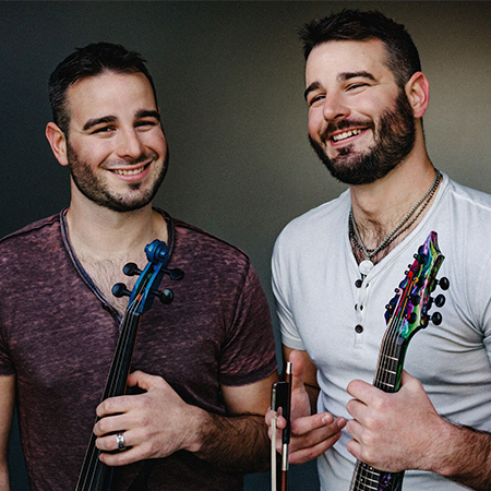 Synergy Twins - Electric Violin Duo