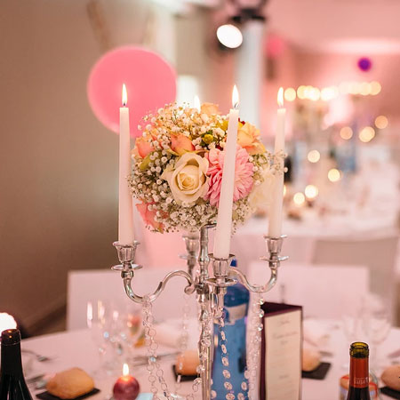 Laura K Events - Floral Design/Venue Styling