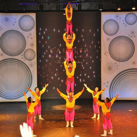 Sorcha Ra - Mongolian Circus Act