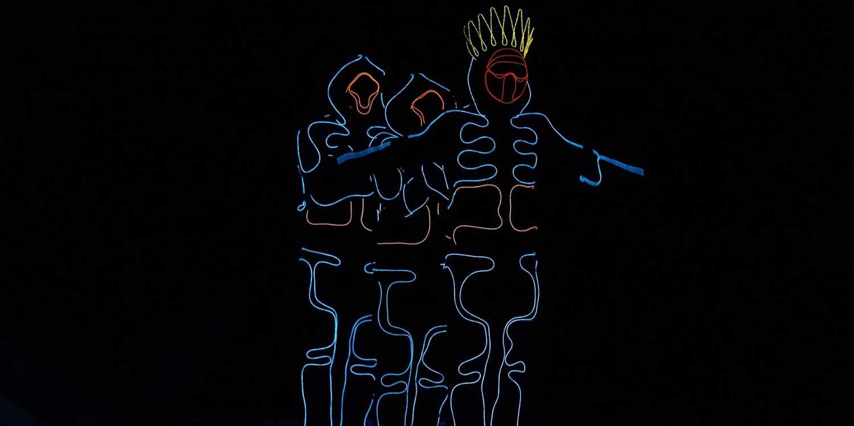 LED-Tron-Dancers
