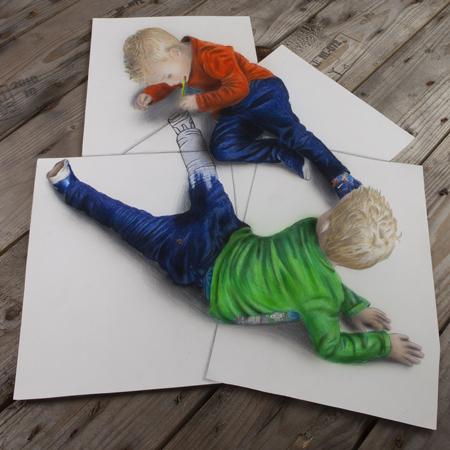 Ramon Bruin - 3D artist