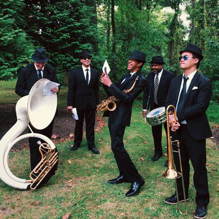 Street Beat Brass