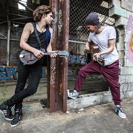Swedish Jam Factory - Musicians and Tap Dancers