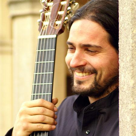 Guitarist - Ronald Brand