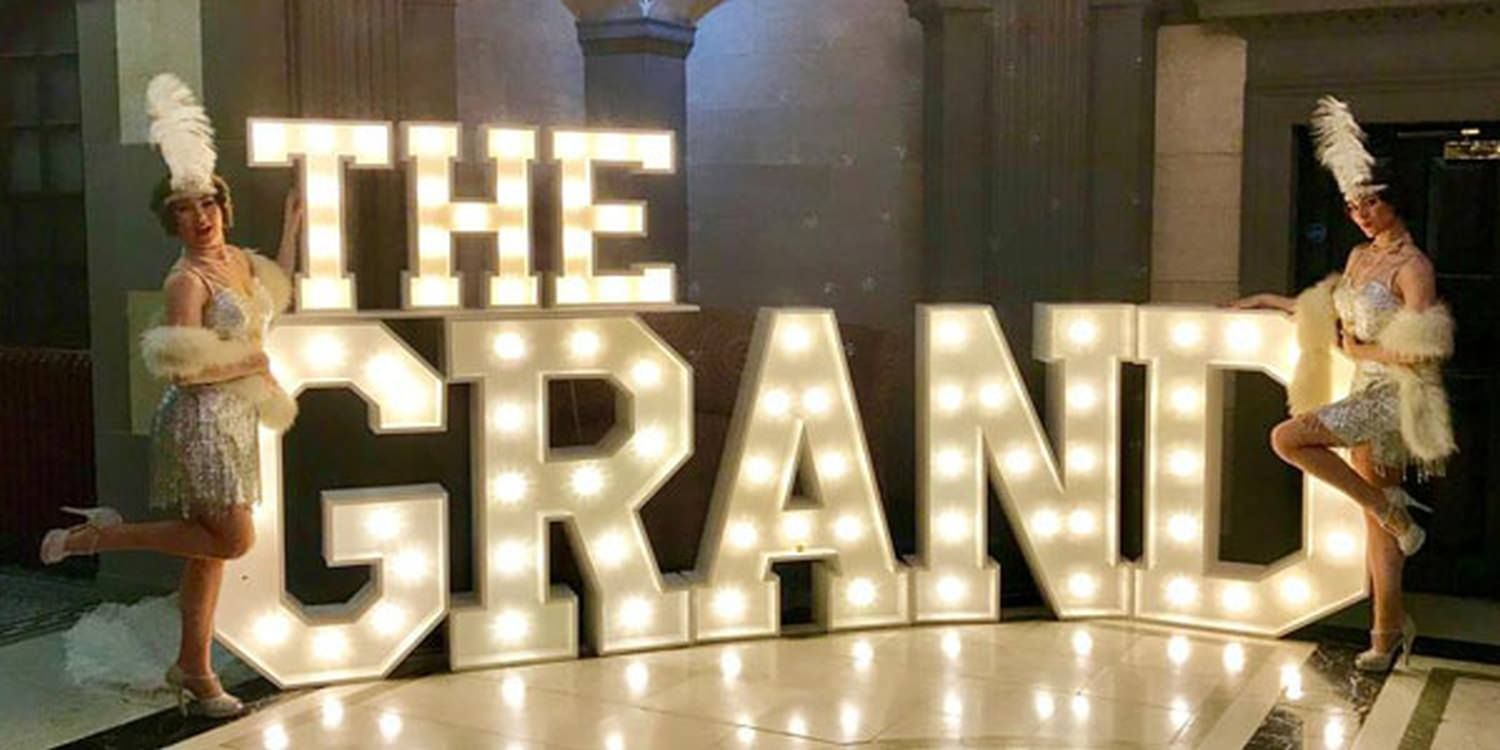 1920s Ball At The Grand Hotel & Spa, York