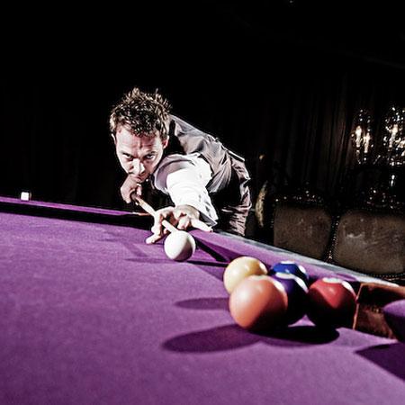 Rico Diks - Pool Champion