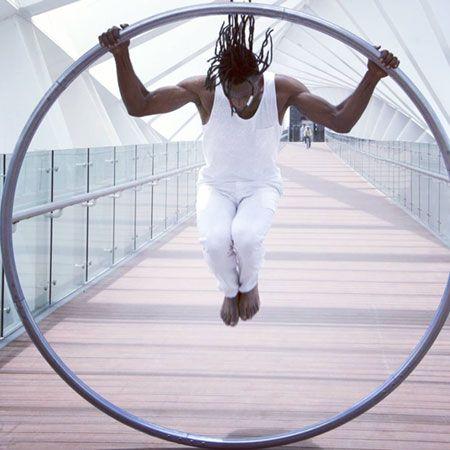 Gervais pondi Oum - Cyr Wheel