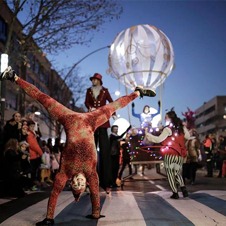 Bambolea Producciones - Vintage Circus Parade