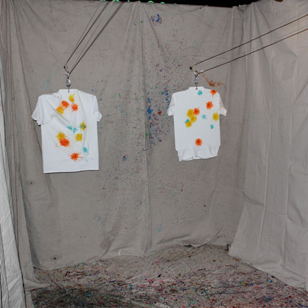 Coco Events- Paintball T-Shirts