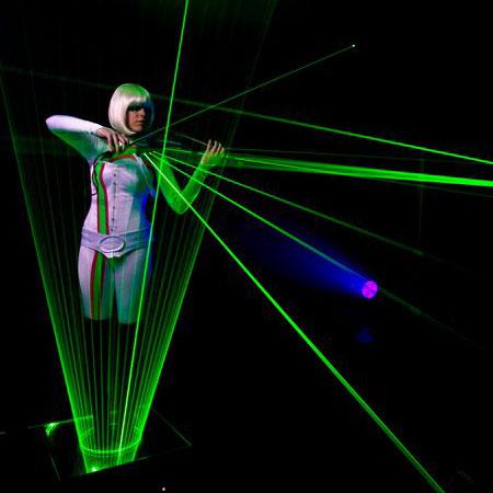 Lumina Laser Violin