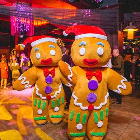 Candi Promotions - Gingerbread