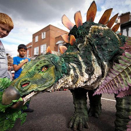 Los Kaos - Meet the Dinosaur