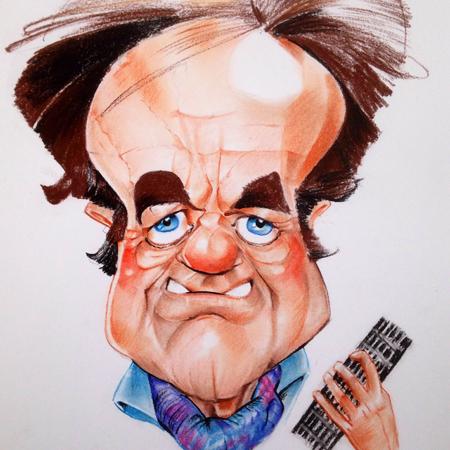 "Michel ""The Caricaturist"""