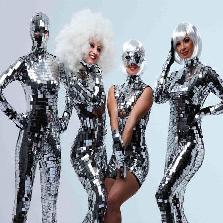 Mirror-Dancers