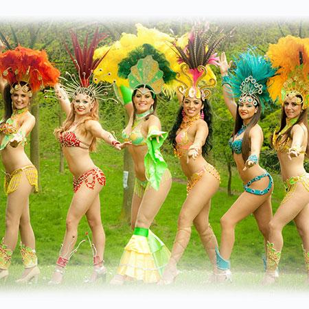 Viva Brasil Samba Show