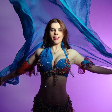 Tara Lee Oakley - Belly Dancer