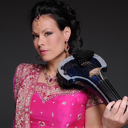 Marsha Skinns - Bollywood Violinist