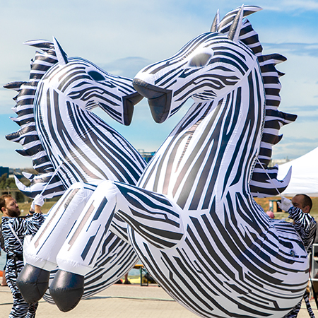 Artistalia - Zebras
