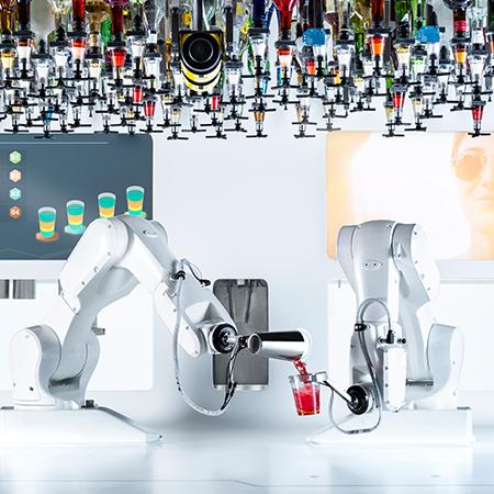 ROBOTIC BAR SYSTEM - Makr Shakr
