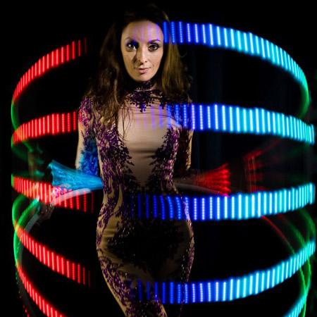 Hoop You - LED Hoops