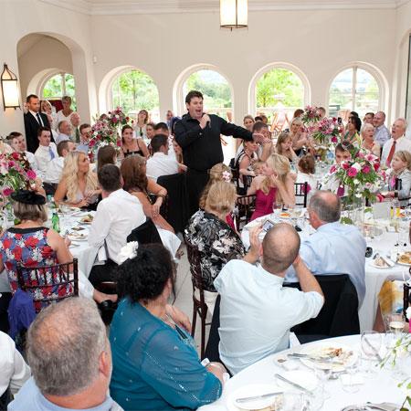 Operatic Singing Waiters