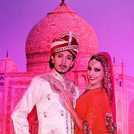 Bollywood Dancers - Bollywood Nights Show