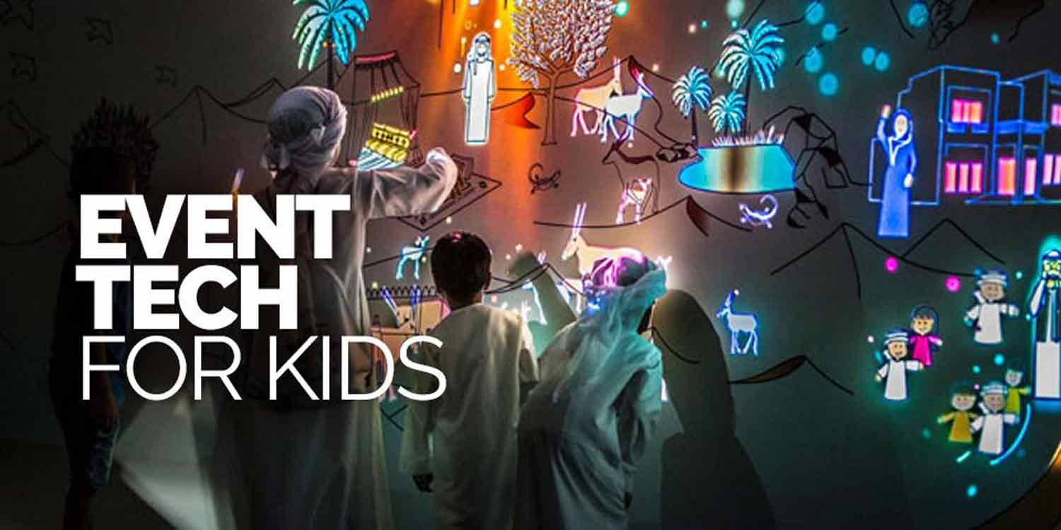 Event Tech For Kids