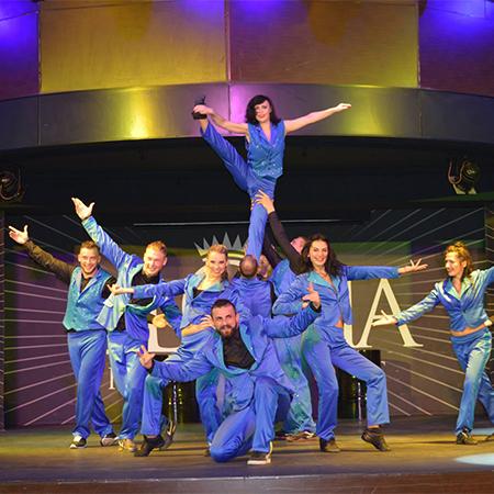 MXM Dance Group - Viscera