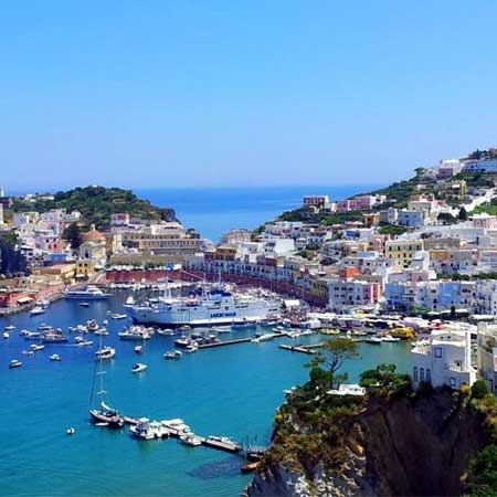 Helitaly - Ponza Island Panoramic Flight, helicopter tour